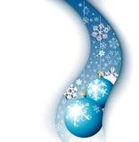 Christmas card Stock Photography
