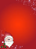 Christmas card. Background Merry christmas,  illustration Royalty Free Stock Photo