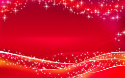Christmas card background. Red background for christmas card Royalty Free Stock Photos