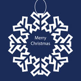 Christmas card background. Royalty Free Stock Photography