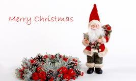 Christmas card .christmas decoration, holiday concept. Picture of a christmas card .christmas decoration, holiday concept Royalty Free Stock Photography