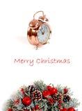 Christmas card .christmas decoration, holiday concept. Picture of a christmas card .christmas decoration, holiday concept Stock Photos