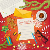 Christmas card concept Royalty Free Stock Photo