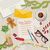 Christmas card concept Royalty Free Stock Photos