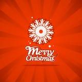 Christmas card design. Royalty Free Stock Photos