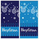 Christmas card   design Stock Photo