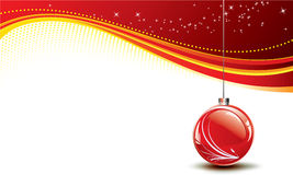 Christmas card design / vector illustration Royalty Free Stock Images