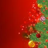 Christmas Card. EPS 8 Stock Photography