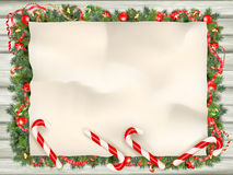 Christmas card. EPS 10 Royalty Free Stock Photography
