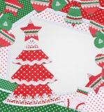 Christmas card. Royalty Free Stock Photo