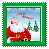 Christmas card Royalty Free Stock Photos