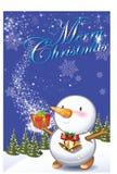 Christmas card-10 Stock Photography