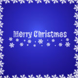 Christmas Card. Holiday background with Christmas decorations Royalty Free Stock Photos