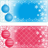 Christmas card, invitation card Royalty Free Stock Photo