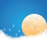 Christmas Card.vector. Stock Photography