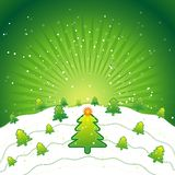 Christmas card,vector Royalty Free Stock Images