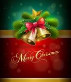 Christmas Card. Stock Photography