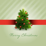Christmas Card. Vector illustration of Christmas Card. Vector ornament object Royalty Free Stock Images