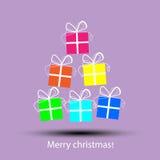 Christmas cards. Stock Image