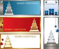 Christmas cards Stock Photo