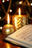 Christmas carol Royalty Free Stock Photography