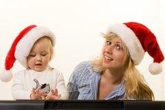 Christmas carols Royalty Free Stock Photos