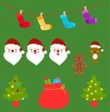 Christmas celebration Royalty Free Stock Images