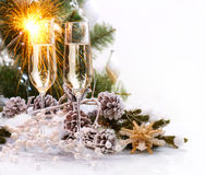 Christmas Celebration Stock Images