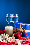 Christmas celebration  Royalty Free Stock Image