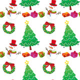 Christmas celebration accessories Stock Image