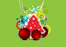 Christmas celebration background Royalty Free Stock Images