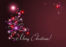 Christmas celebration background Stock Photography