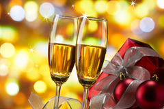 Christmas celebration Royalty Free Stock Photography