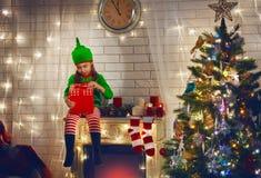 Christmas celebration Stock Photo