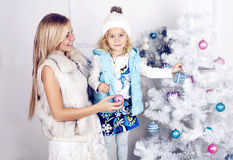 Christmas celebration Stock Photography