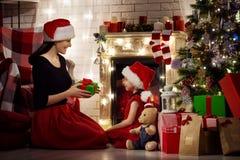 Christmas celebration Royalty Free Stock Photo