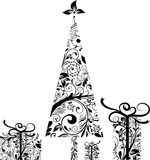 Christmas celements for design,  Stock Image
