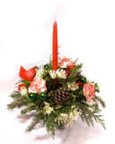 Christmas Center Piece Stock Photography