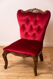 Christmas chair Royalty Free Stock Images
