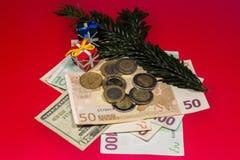 Christmas charity Royalty Free Stock Photos