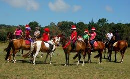 Free Christmas Charity Ride Stock Photos - 36158953
