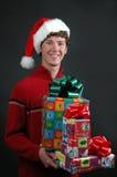 Christmas Cheer Stock Photography
