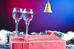 Christmas cheer Royalty Free Stock Images