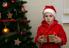 Christmas child Royalty Free Stock Photography