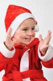 Christmas child Royalty Free Stock Photos