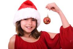 Christmas child. Royalty Free Stock Photos