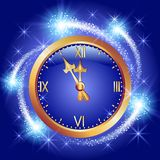 Christmas chimes Royalty Free Stock Image