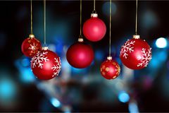 Christmas. Ornament  decoration decoration holiday snowflake red Stock Photography