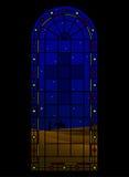 Christmas church Stock Image