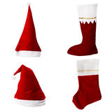 Christmas clothing collection Royalty Free Stock Photo